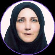 دکتر آسیه درویش ( عضو هیات آموزشی  پرستاری و مامایی دانشگاه علوم پزشکی تهران )